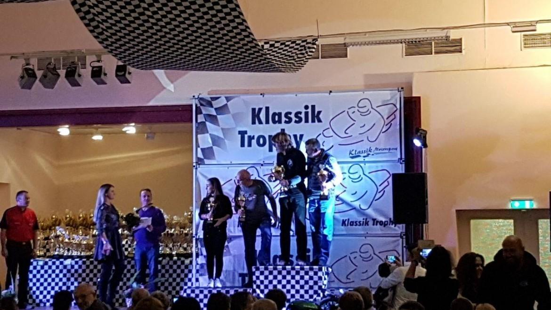 Abschlussfeier der Klassik Trophy